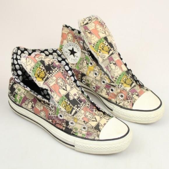 34f42251ede Converse Shoes - Comic Con Chuck Taylor All Star Hi Top Sneakers